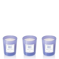 Mugler Angel Mini Candle Set (3 x 70g)