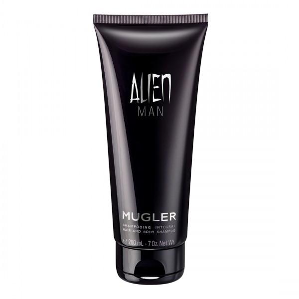 Mugler Alien Man Hair & Body Shampoo