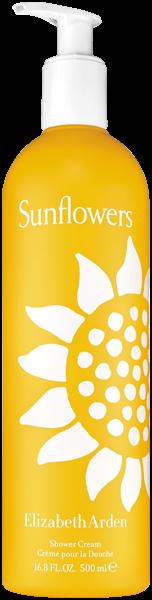 Elizabeth Arden Sunflowers Shower Cream