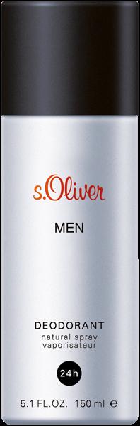 S.Oliver Men Deodorant Aerosol Spray