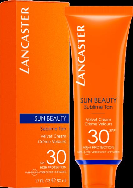 Lancaster Sun Beauty Velvet Cream SPF 30 50 ml