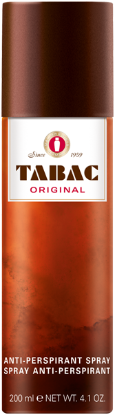 Tabac Original Deodorant Spray Anti-Perspirant