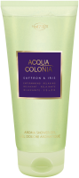 4711 Acqua Colonia Saffron & Iris Shower Gel