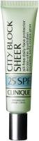 Clinique City Block Sheer SPF 25