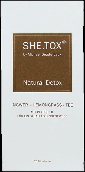 Droste-Laux She.Tox Ingwer-Lemongras-Tee