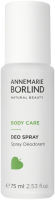 ANNEMARIE BÖRLIND Body Care Deo Spray