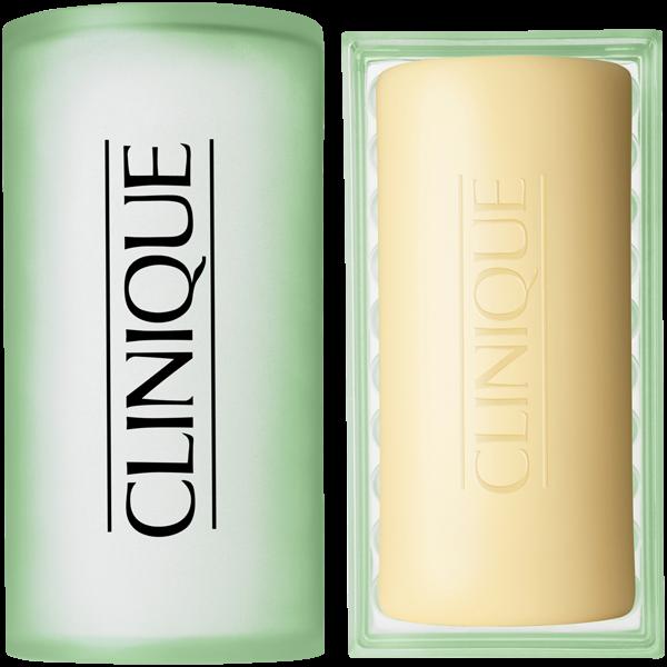 Clinique Facial Soap Mild mit Schale