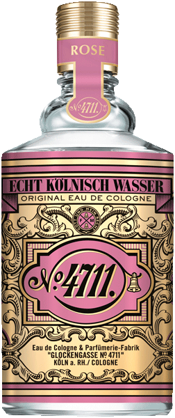 4711 Echt Kölnisch Wasser Floral Collection Rose Eau De Cologne