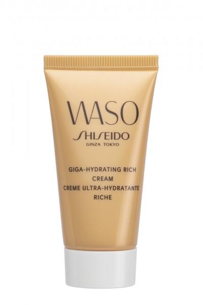 Shiseido WASO Giga-Hydrating Rich Cream 30ml (limitiert)