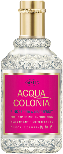 4711 Acqua Colonia Pink Pepper & Grapefruit E.d.C. Natural Spray