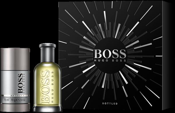 Hugo Boss Bottled. Set