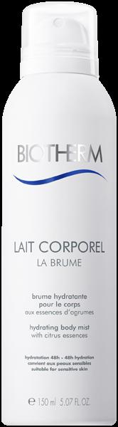 Biotherm Lait Corporel Lait Corps Spray La Brume