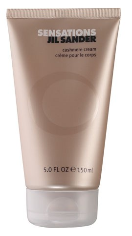 Jil Sander Sensations Cashmere Body Cream 150 ml