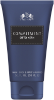Otto Kern Commitment Man Body & Hair Shampoo