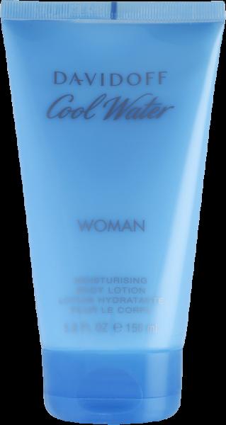 Davidoff Cool Water Woman Körperlotion 150 ml