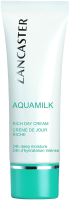 Lancaster Aquamilk Rich Day Cream