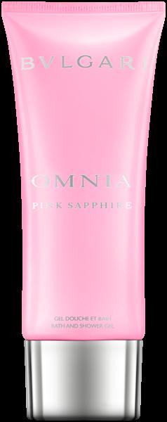 Bvlgari Omnia Pink Sapphire Bath & Shower Gel