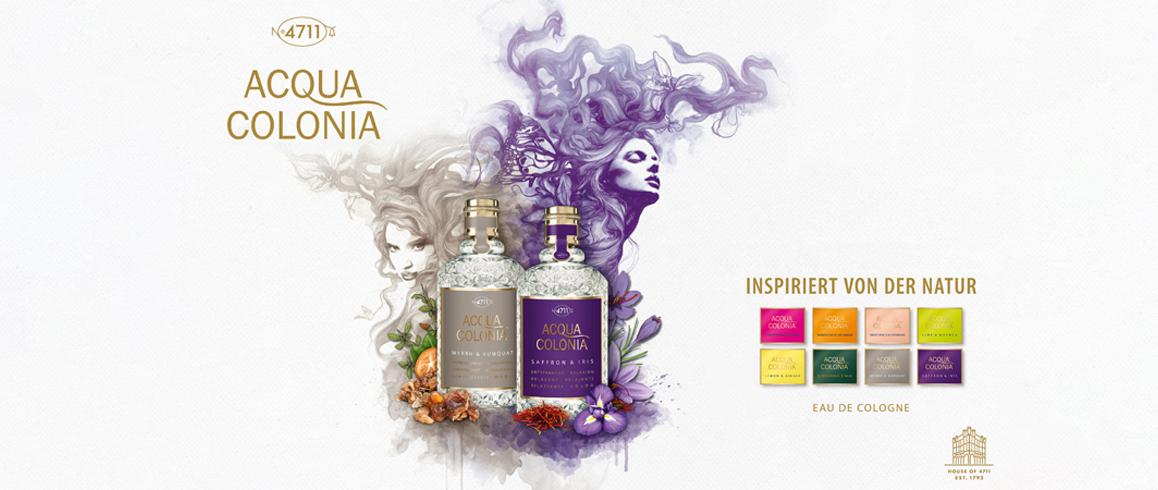 4711 Acqua Colonia Unisex Parfum