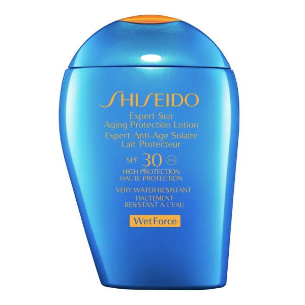 Shiseido Sun Care Expert Sun Aging Protection Lotion WetForce SPF 30, 100 ml