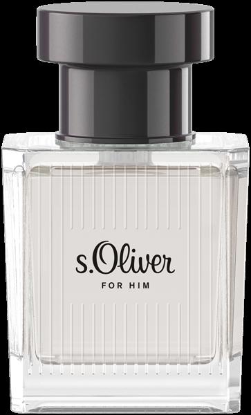 S.Oliver For Him E.d.T. Nat. Spray