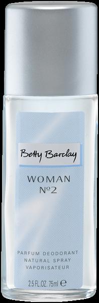 Betty Barclay Woman N°2 Deodorant Nat. Spray