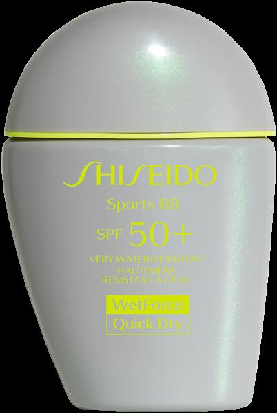 Shiseido Sports BB SPF50+