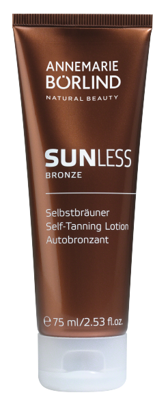 ANNEMARIE BÖRLIND Sunless Bronze Selbstbräuner 75 ml