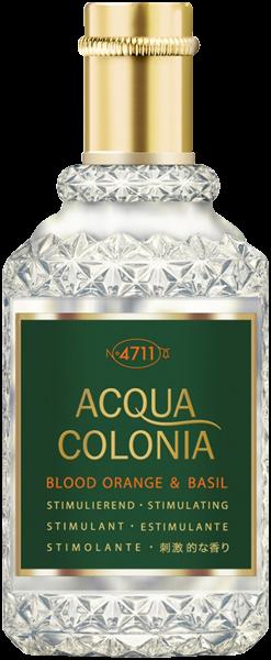 4711 Acqua Colonia Blood Orange & Basil E.d.C. Nat. Spray