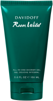 Davidoff Run Wild For Him All-In-One Shower Gel