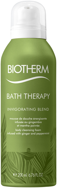 Biotherm Bath Therapy Invigorating Blend Body Cleansing Foam