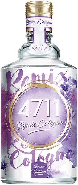 4711 Remix Cologne E.d.C. Nat. Spray Lavendel