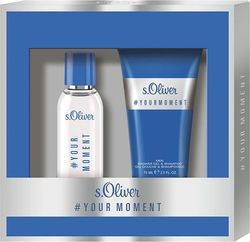 S.Oliver Yourmoment Men Set