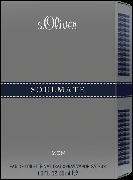 S.Oliver Soulmate Men E.d.T. Nat. Spray