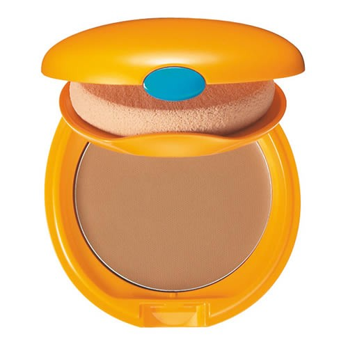 Shiseido Tanning Compact Foundation Natural SPF 6