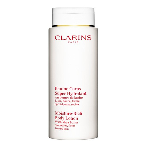 Clarins Baume Corps Super Hydratant 400 ml (Limitiert)