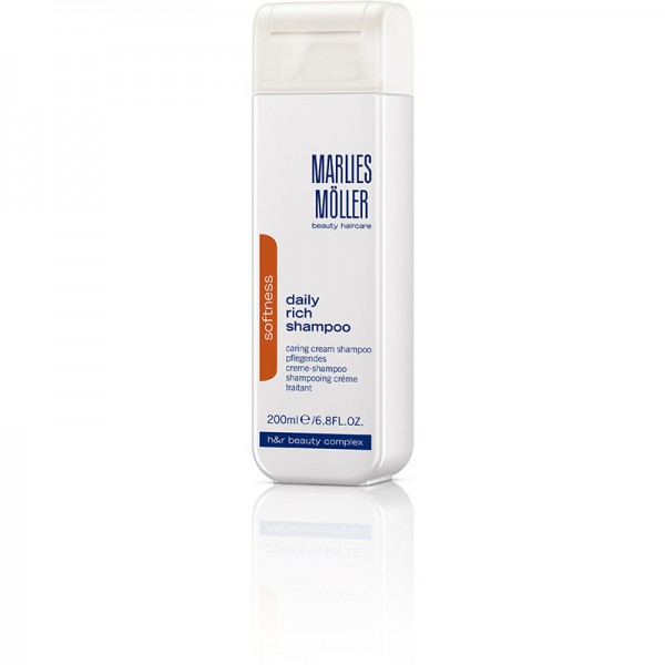 Marlies Möller Daily Rich Shampoo 200 ml