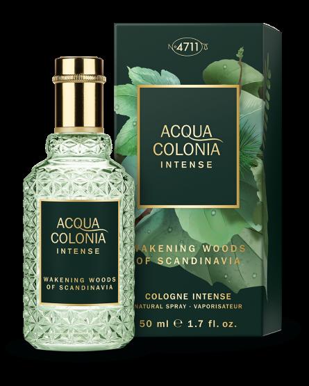 4711 Acqua Colonia Intense Wakening Woods of Scandinavia E.d.C. Nat. Spray