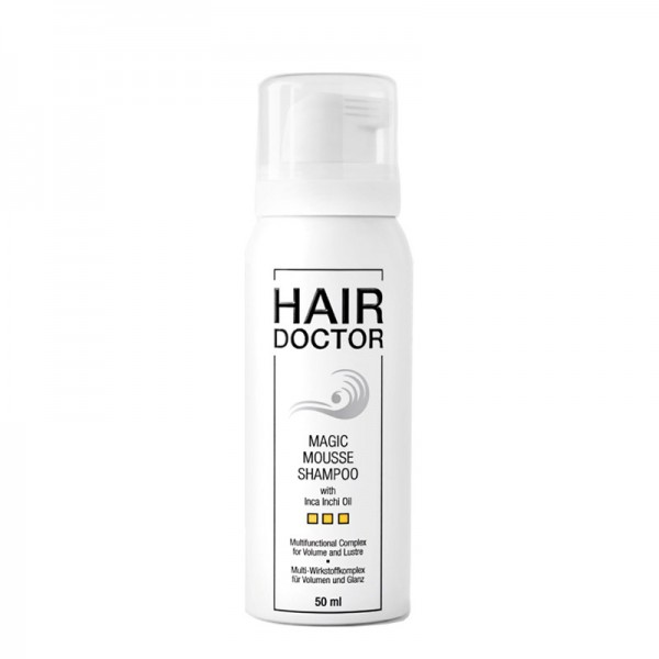 Hair Doctor Magic Mousse Shampoo with Inca Inchi Oil 50 ml
