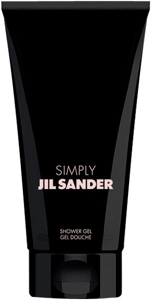 Jil Sander Simply Eau Poudrée Shower Gel