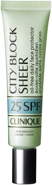 Clinique City Block Sheer SPF 25