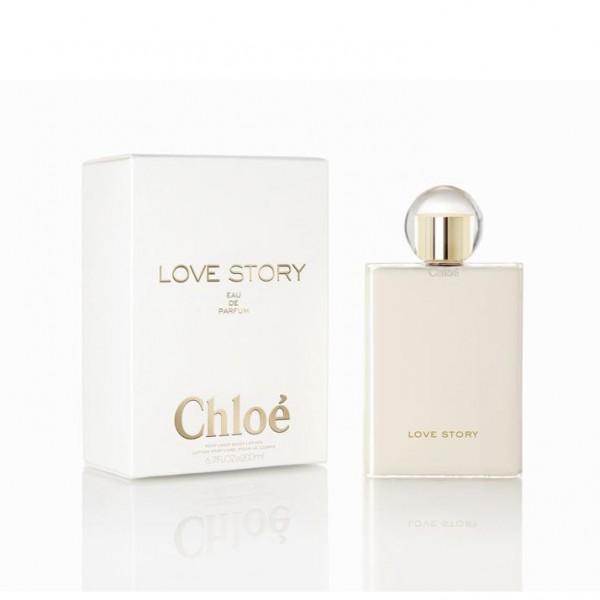 Chloé Love Story Body Lotion 200 ml