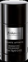Baldessarini Private Affairs Deodorant Stick
