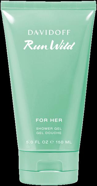 Davidoff Run Wild For Her Shower Gel