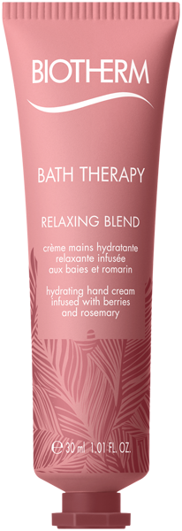 Biotherm Bath Therapy Relaxing Blend Crème Mains