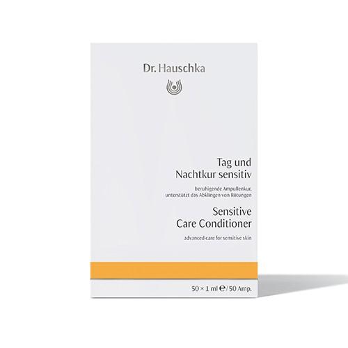 Dr. Hauschka Tag und Nachtkur sensitiv 50 x 1 ml Packung