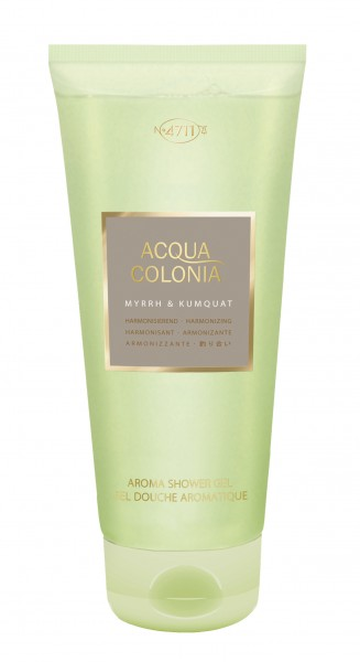 4711 Acqua Colonia Myrrh & Kumquat Shower Gel
