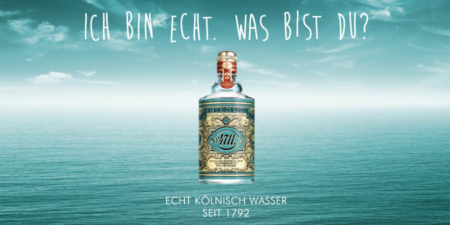 4711 Echt Kölnisch Wasser Herrenduft