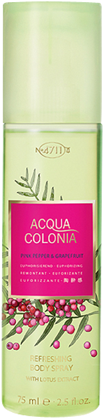 4711 Acqua Colonia Pink Pepper & Grapefruit Refreshing Body Spray