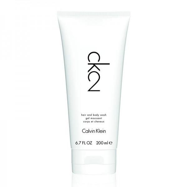 Calvin Klein CK2 Hair & Body Wash 200 ml