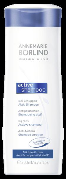 ANNEMARIE BÖRLIND Aktiv Shampoo 200 ml